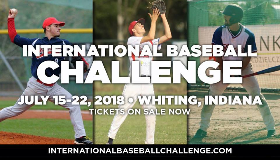 The International Baseball Challenge 2018 @ OIL CITY STADIUM