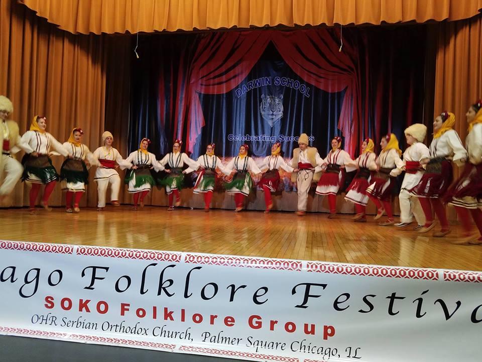 SOKO FOLK FESTIVAL - folklorna grupa SOKO