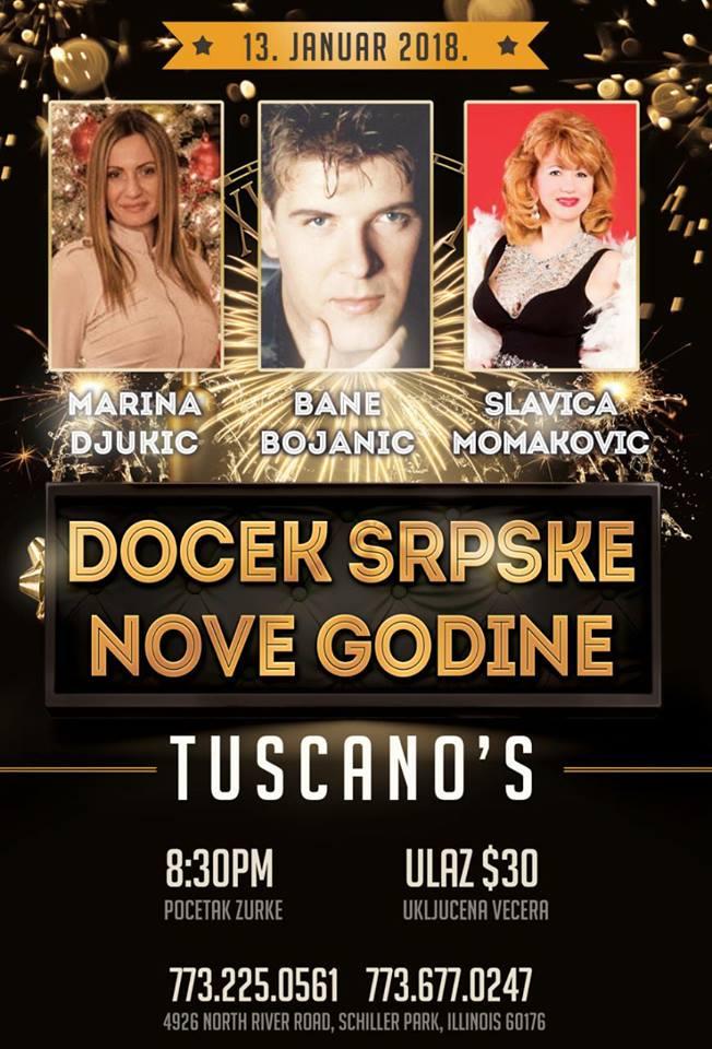 Tuscano's