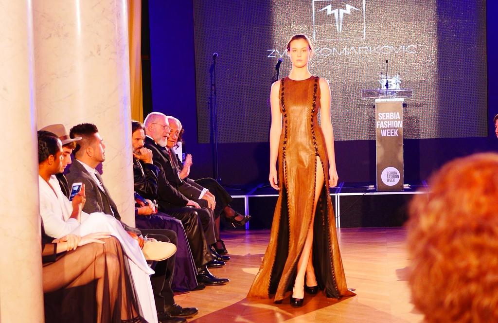 Serbia Fashion Week Donald Potard
