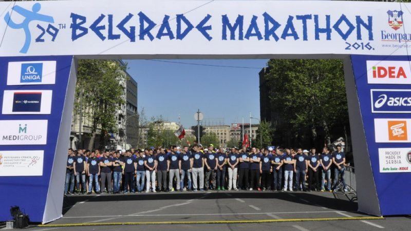 Begradski maraton
