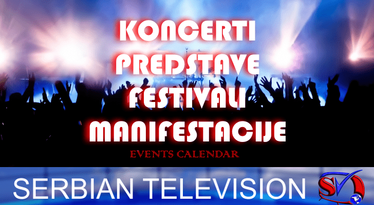 Chicago Events calendar Serbian Television