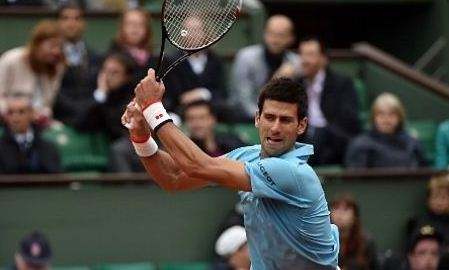 novak djokovic rolan garos paris