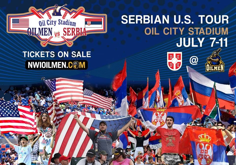 Oilmen vs Serbia