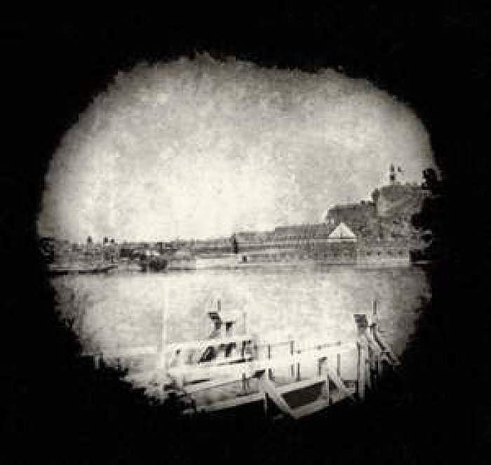Petrovaradinska-tvrđava-1850.-Snimio-Anastas-Jovanović