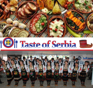 TASTE OF SERBIA Festival 2017 @ St. Basil of Ostrog Serbian Orthodox Church