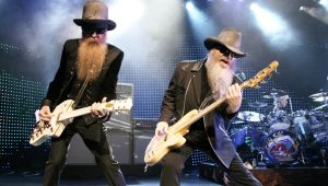 ZZ Top at Virginia Theatre Illinois - Tuesday, September 12, 7:30pm @ The Virginia Theatre