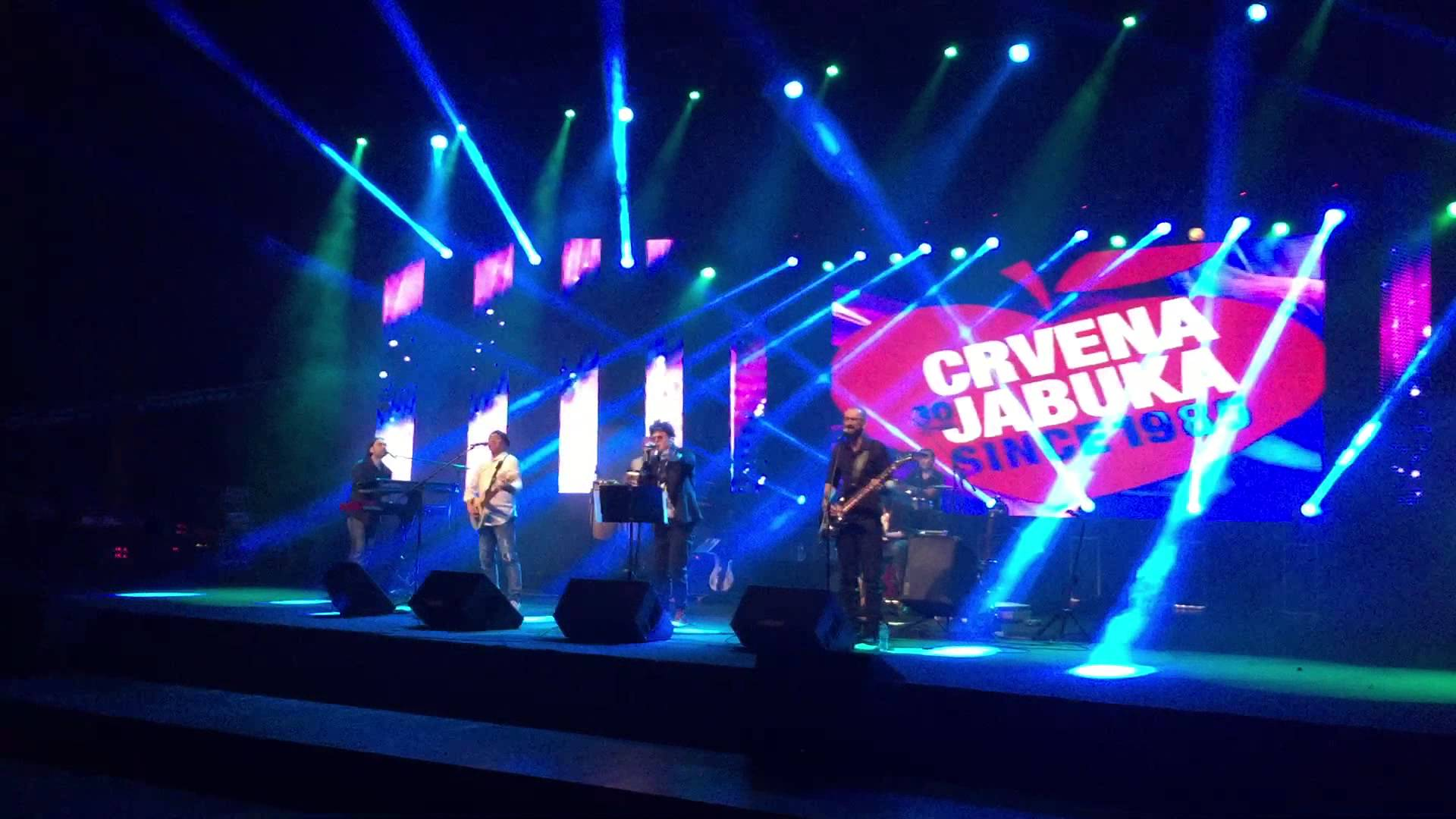 Crvena Jabuka, turneja, koncerti,Amerika i Kanada 2017