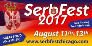 SERB FEST CHICAGO 2017 @ Holy Resurrection Serbian Orthodox Cathedral