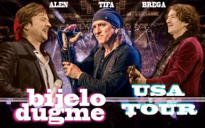 BIJELO DUGME U ČIKAGU - USA TOUR 2017 @ Joe's Live