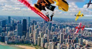 CHICAGO'S AIR & WATER SHOW 2017