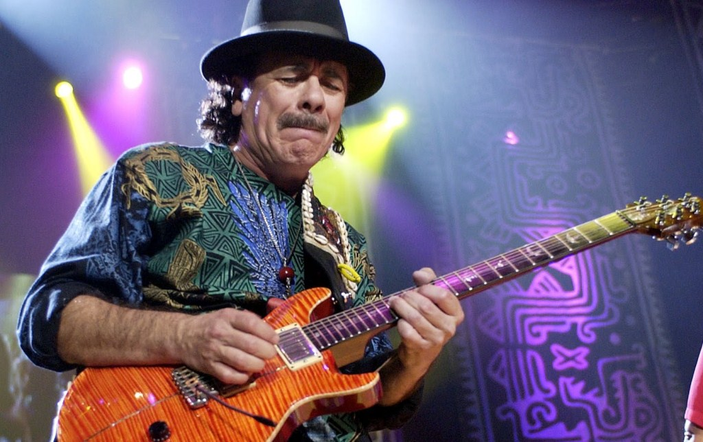 SANTANA AT RAVINIA PAVILION - HIGHLAND PARK, IL (2 UPCOMING EVENTS)