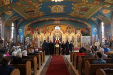 Holy Resurrection Serbian Orthodox Cathedral 5701 N Redwood Dr, Chicago, IL 60631 773) 693 - 3367