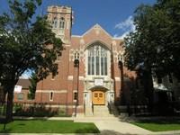 Serbian Orthodox Church Holy Resurrection 62 W Palmer Square, Chicago, IL 60647