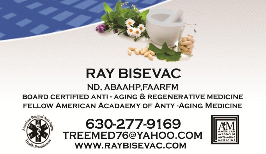 Anti Aging dr Rajko Ray Bisevac