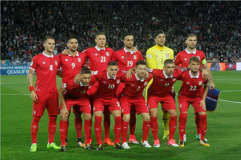Reprezentacija Srbije fudbal