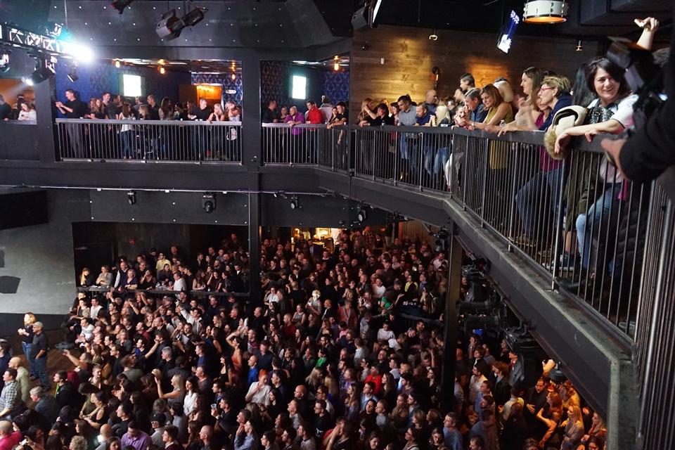 Bijelo Dugme koncert u Cikagu USA