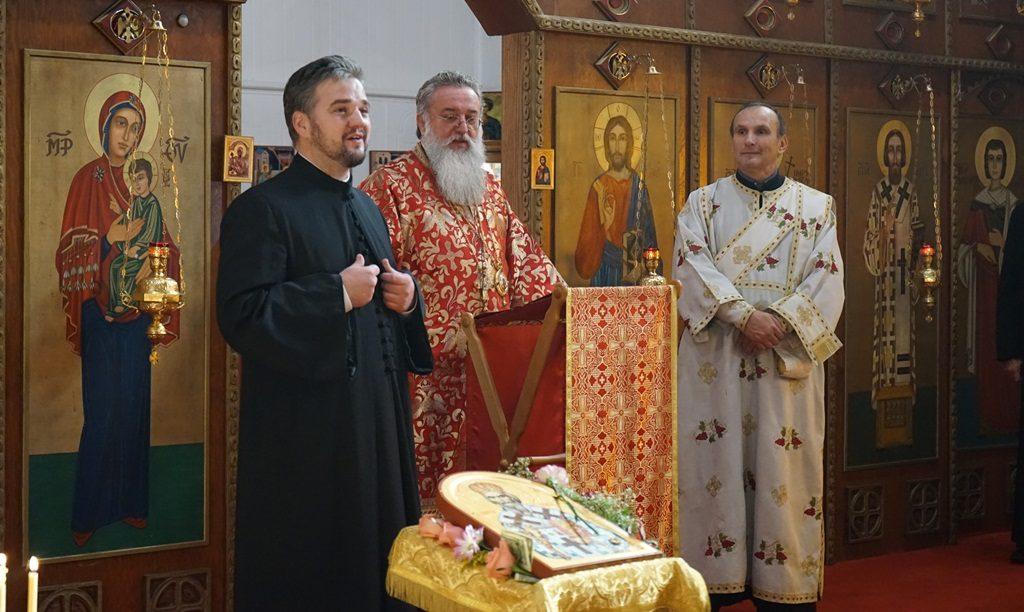 Crkva Sveti Stefan Decanski Cikago Leland