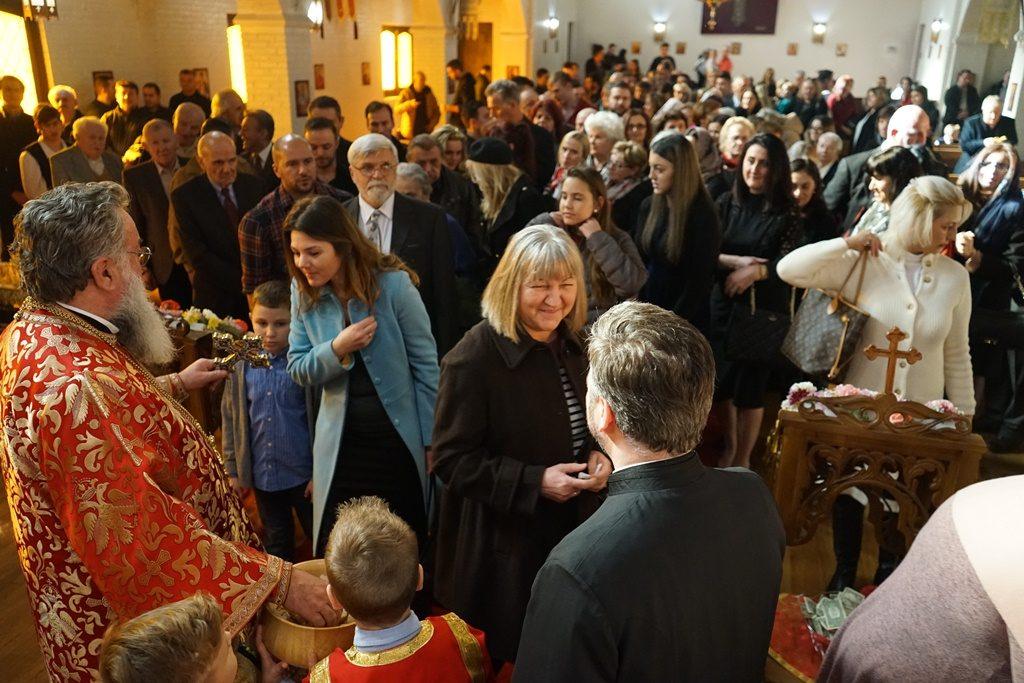 Crkva Sveti Stefan Decanski Cikago Leland slava