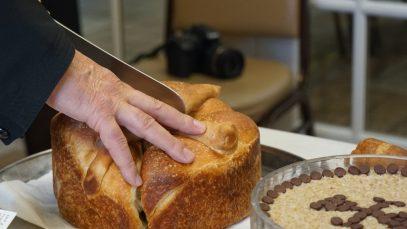 priprema slave i slavskog kolaca 586