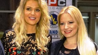 Ivana Jordan i Lena Kovacevic Chicago Serbina Television USA naslovna 4