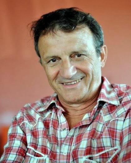 Književnik Slobodan Ristović