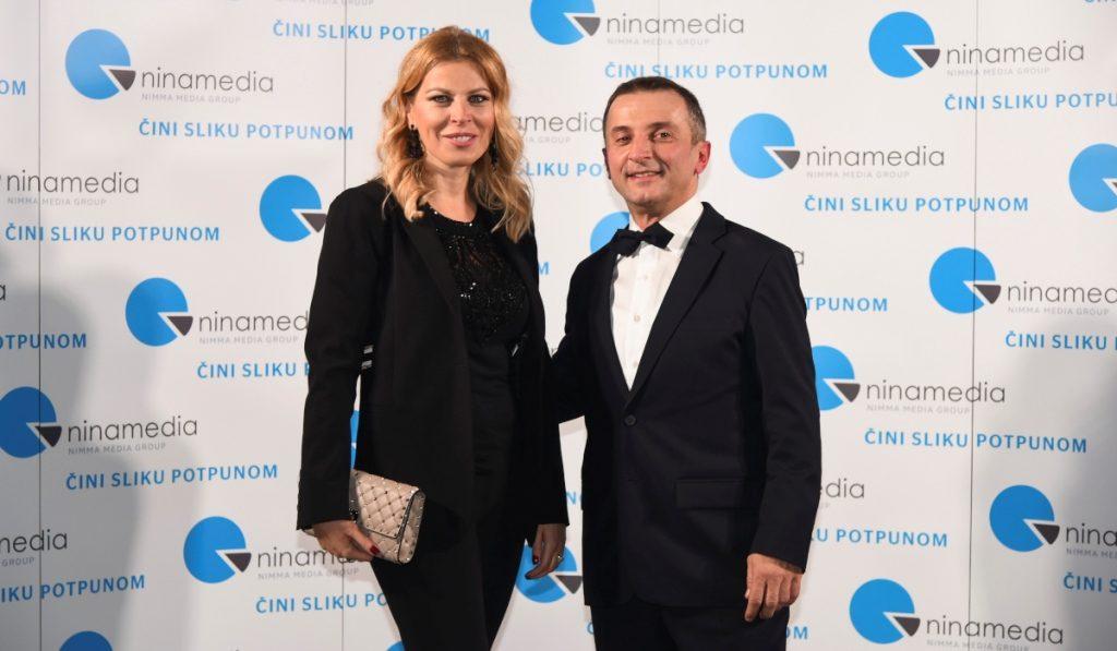 Ninamedia 16 godina - proslava rodjendana. Press Clipping Srbija