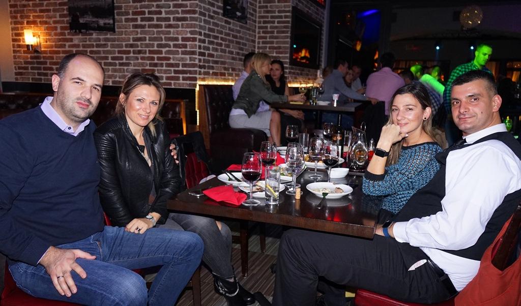 Skadarliya restaurant Ivana Jordan i Lena Kovacevic Chicago
