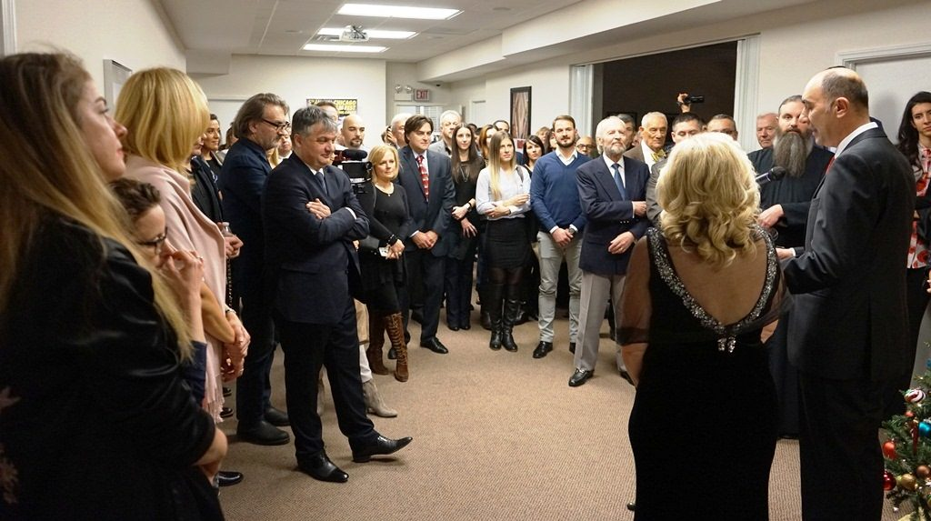 konzulat RS u Cikagu - event Serbian Consulate Chicago & film festival. Srpska Televizija Cikago. Serbian Television America