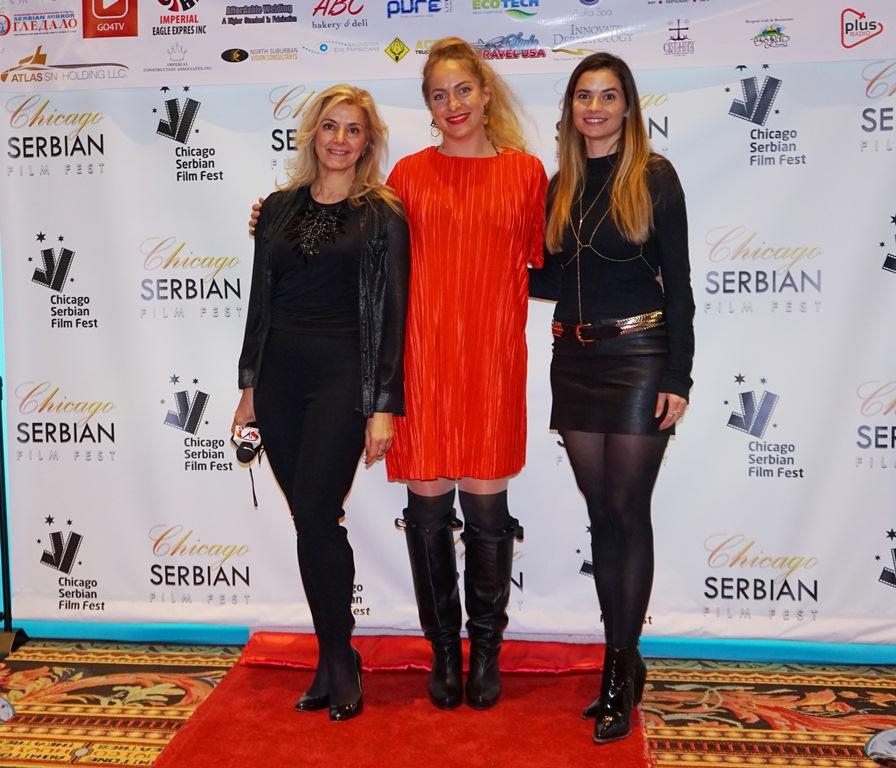 Tamara Vesna, Hristina Popovic, Marija Karan