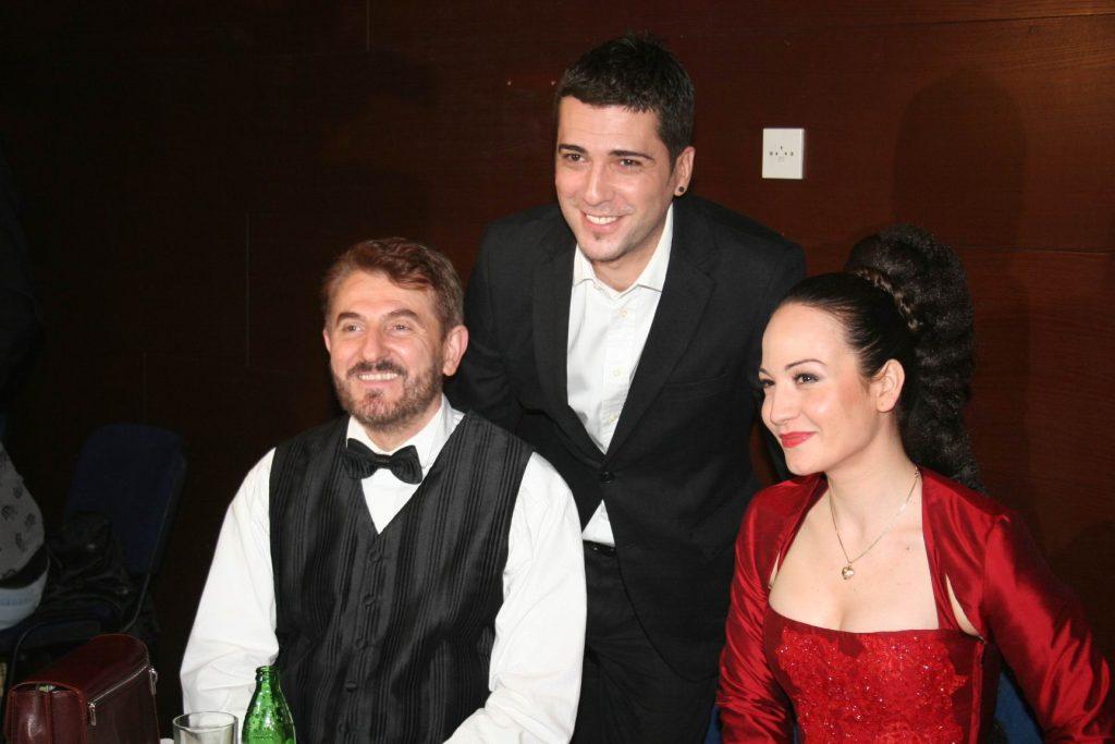 Bora Dugic,Zeljko i Jelena