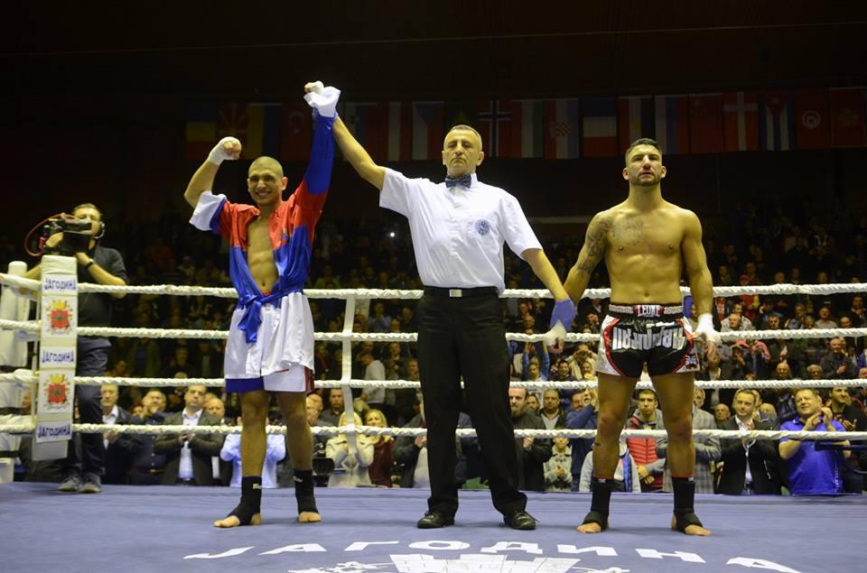 Aleksandar Konovalov, levo