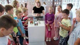 Za vreme trajanja izložbe svakodnevno je organizovano prisustvo učenika osnovnih i srednjih škola iz Majdanpeka.