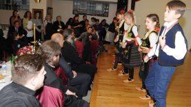 Folklorna grupa pri hramu svetog Strefana Dečanskog okuplja više od 40 srpske dece1