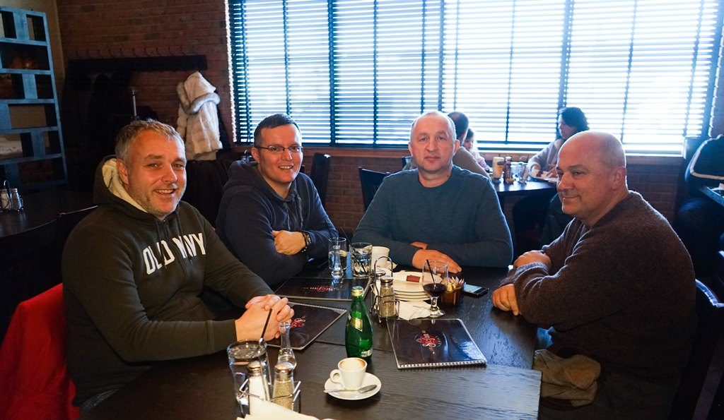 Stefan Grill restaurant