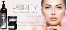 Purity - Natural Cosmetic Collection - A more beautiful you